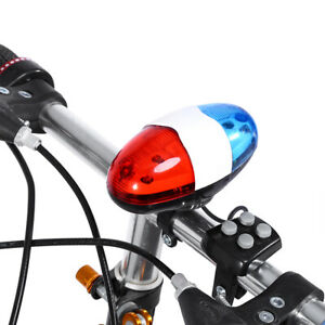 Universal-6LEDs-Bike-Bell-Bicycle-Electric-Horns-Cycling-Siren-Light-Warning-Kit