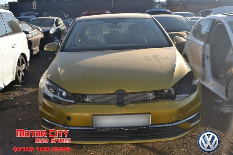 Now Stripping For Spares - 2018 Volkswagen Golf 7 1.0 TSI - Now Stripping For Spares