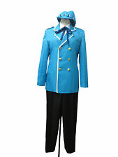 Custom made Shirogane Naoto Detective Version Persona 4 Cosplay Costume