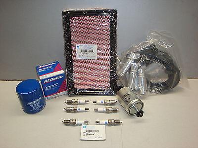 Holden V6 Commodore VN VP VR VS Complete full service kit genuine Holden parts!!