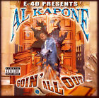 Goin All Out [PA] by Al Kapone (CD, Aug-2002, Family Biz Entertainment)