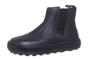 Basic D'api 2530 Gr Leder Blau Jodpur Walk Neu Boots Pom Stiefeletten Unisex XZTwOPkiu