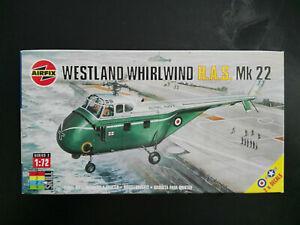 Westland-Whirlwind-H-A-S-Mk-22-Airfix-Scale-1-72-Kit-02056-9-RARITAT