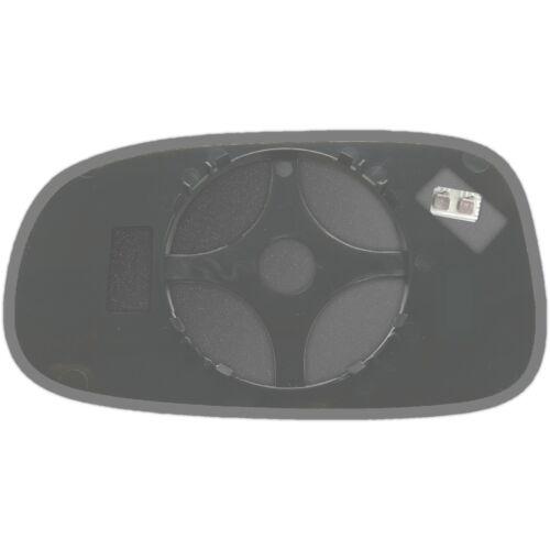 Asphärisch DESTRA VETRO SPECCHIO riscaldabile per Saab 9-5 2003-2010