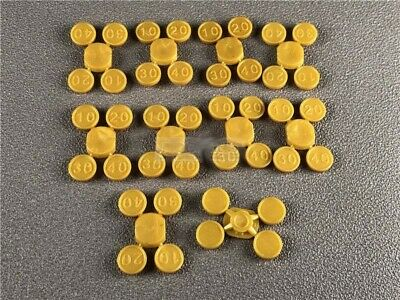 10x Set ACCESSORIES 40 Coins on Sprue For Lego Minifigure Treasure Pirates