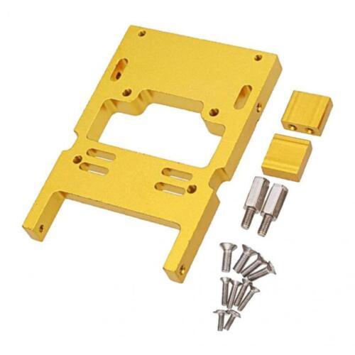 For WPL Servo Fixed Seat For 1//16 B1 B16 B24 B36 C14 C24 RC Car Parts Gold