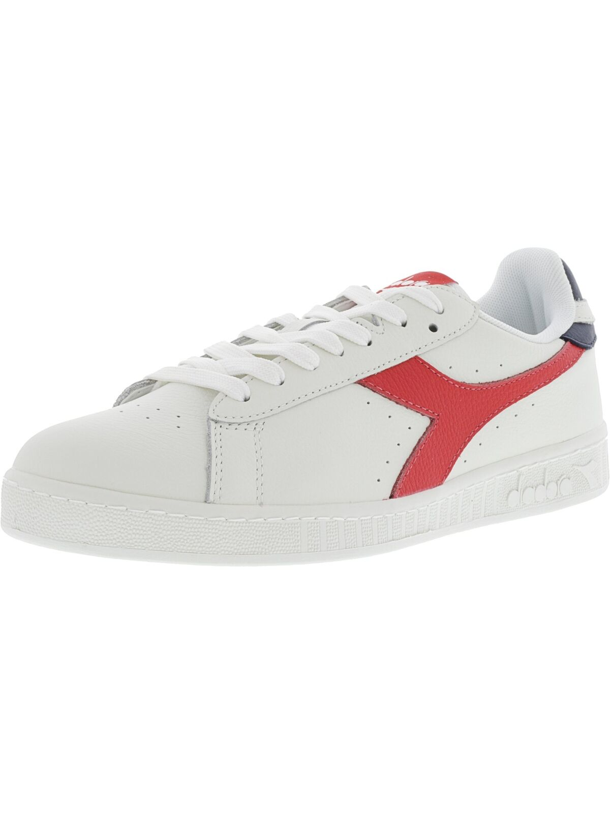 Diadora Men's Game L Low Waxed Ankle-High Leather Fashion Sneaker