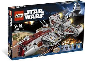 Lego® Star Wars ™ 7964 Republic Frigate ™ Nouvel Ovp