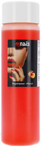 Nagelcleaner - Pfirsich 500ml - Nagel Cleaner Peach Duft Nail Cleaner Gelnagel