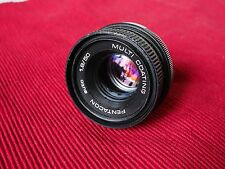 Pentacon Auto 50mm f/1.8 M42 Mount, Read, Nex a7 a7r MFT!