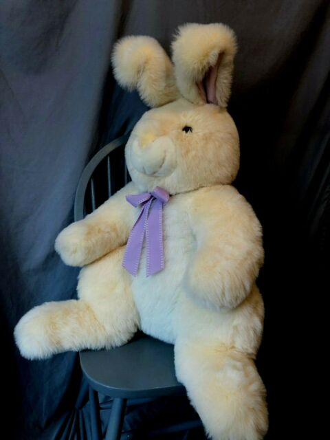 "21/"" Cute Bunny Soft Plush Toys Rabbit Stuffed Animal Baby Kids Gift New"