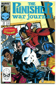 PUNISHER-WAR-JOURNAL-14-NM-Jim-Lee-Spider-Man-more-Marvel-in-store