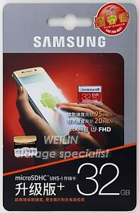 SAMSUNG-EVO-PLUS-32-GB-micro-SD-SDHC-TF-Class-10-95MB-s-32G-microSD-Memory-Card