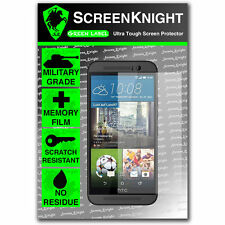 ScreenKnight HTC One M9 SCREEN PROTECTOR invisible Military Grade shield