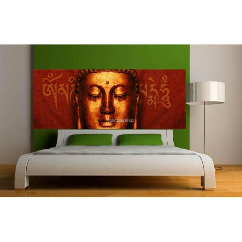 Adesivi Testata Del Letto Decocrazione Stanza Buddha 9132