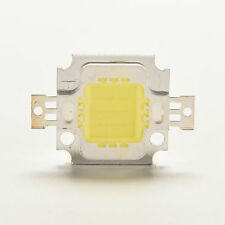 10 PCS 10W Cool/Warm White High Power 30Mil SMD Led Chip Flood Light Beads