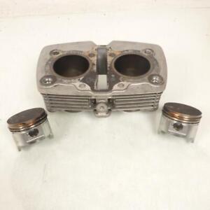 Cylindre-origine-pour-Moto-Honda-400-Cm-A-Hondamatic-1979-NC-CB400AE-Occasion