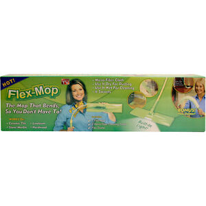 Fleximop Cleaner Duster Floor Flexi Mop As Seen On Tv Ebay