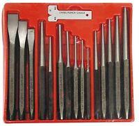 Heat-treated Vanadium Steel Punch Chisel Set, Hand Tools Wood Chisels Home on sale