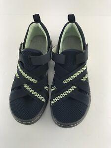 Womens J Sport By Jambu Essex Blue Sport Slip On Shoe Size ...