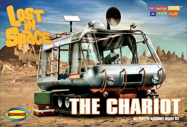 Mobius 1 24 Lost in Space  The Charriot