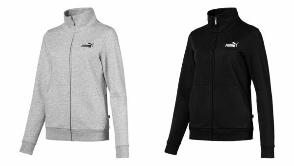 PUMA Damen ESS Track Jacket FL / Jacke Trainingsjacke Sportjacke Fleece 851799