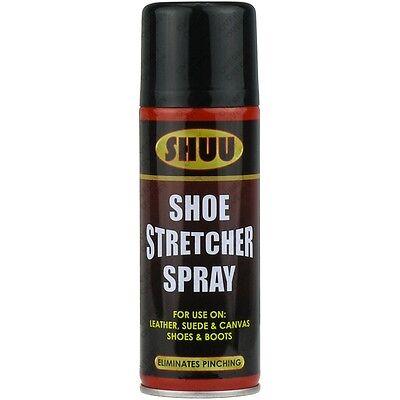 1 x 200ml Schuh dehnbar Spray lindert eng anliegend Schuhe Leder Weichspüler