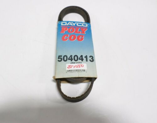 DAYCO POLY COG SERPENTINE BELT 5040413 *PZB*