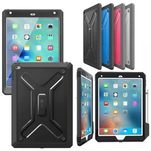 the latest 68c9d 921cd For iPad Mini 4 / Pro 9.7/12.9 Built-In Screen Protector/Landscape ...