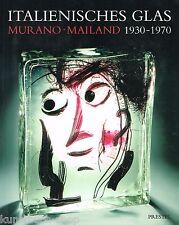 Fachbuch Italienisches Glas Murano & Mailand 1930-1970, SUPERPREIS, selten, NEU