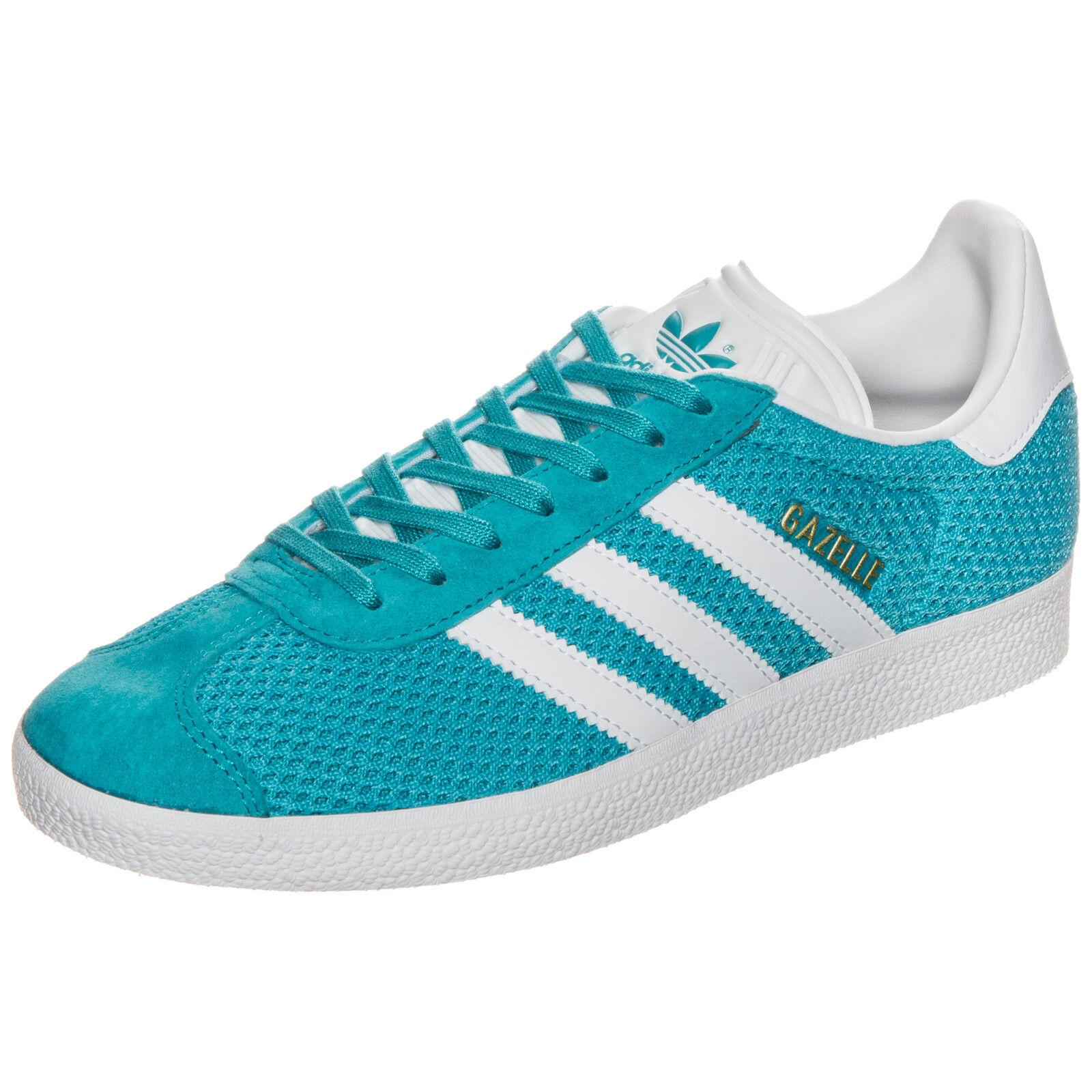Adidas Originals Gazelle Turnschuhe Blau NEU Schuhe Turnschuhe