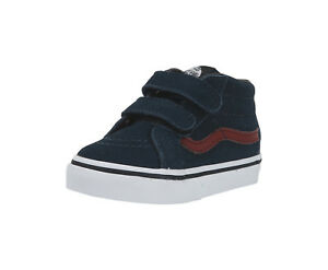 b6b9e38f9a Image is loading Vans-Babies-Infants-Toddlers-Baby-Shoes-SK8-Reissue-