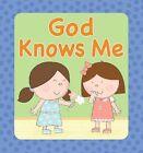 God Knows Me by Juliet David (Board book, 2014)