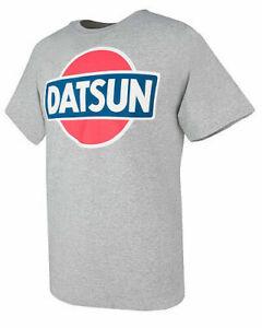 Genuine Nissan Datsun Grey T-shirt Tee Shirt
