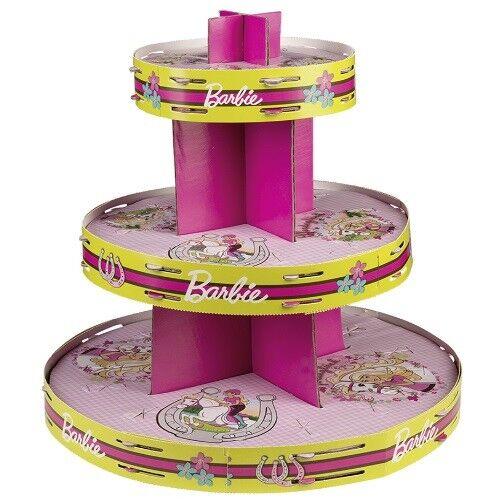 BARBIE Alles zum Kindergeburtstag Geburtstag Kinder Mädchen Party Deko Pferde