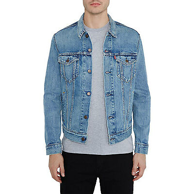 NEW LEVI'S ® The Trucker Jacket Blue