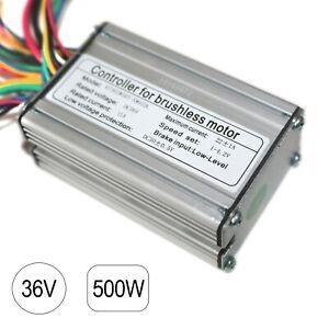 E-Bike-Torque-Controller-36V-11A-500W-Steuergerat-Pedelec-eBike