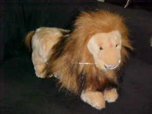 Scary Squeeze Stuffed Animals, 16 Disney Aslan Plush Lion Toy From The Chronicles Of Narnia Prince Caspian Ebay