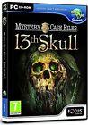 Mystery Case Files 13th Skull PC CD .