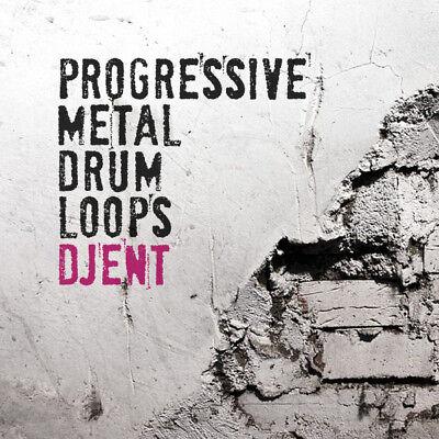 Vintage 70/'s Rock Drum Loops 24-bit WAV Cubase Logic Pro Tools Garageband Sonar