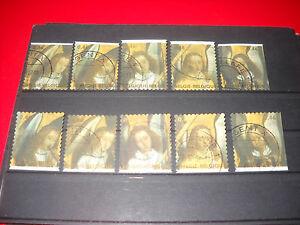 timbres du carnet
