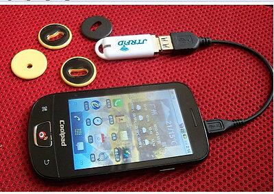 Mini 13.56Mhz Mifare RFID Card Reader for WindowsMacintoshLinuxAndroid