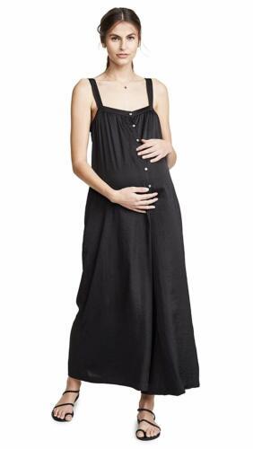 Hatch BLACK Maternity The Jasmine Jumper Size 2