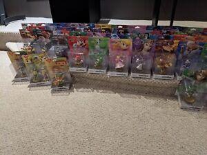 67 New Amiibo Lot US Versions SSB Zelda Mario Several Multi Packs - 1st Print