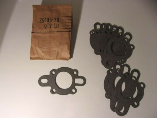 10 PACK OIL PUMP MOUNTING GASKETS 1977-1990 HARLEY SPORTSTER XL XLH XLS 26495-75