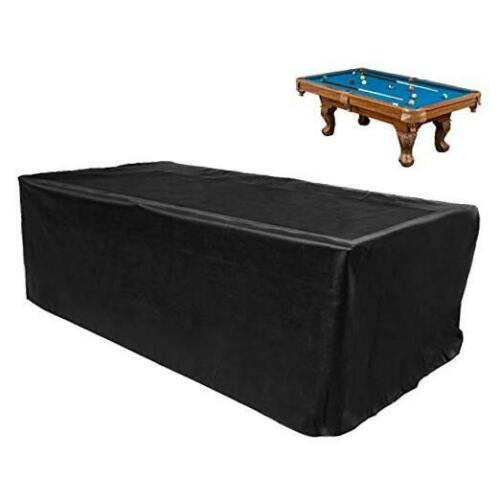 7 9ft Billiard Pool Table Covers with Drawstring Pool Table Billiard 7FT