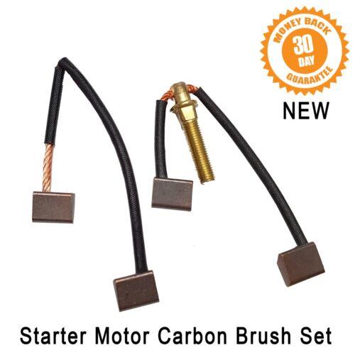 Starter Motor Carbon Brush Set M35J Vauxhall Cavalier Chevette Magnum Victor NEUF