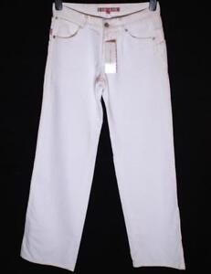 68309e096d0 New Women's French Connection Corduroy Trousers Jeans White RRP£55 ...