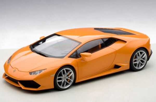 Lamborghini Huracán LP 610-4 (arancio borealismetálico naranja perla) 2018