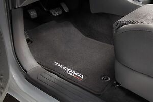 Toyota Tacoma 2012 2015 Access Cab Black Trd Pro Carpet